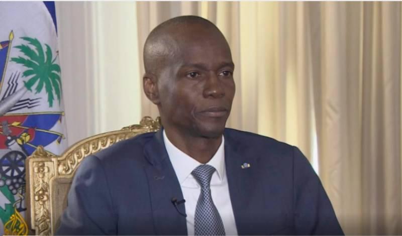 Наемники из США и коммандос из Колумбии: кто и зачем расстрелял президента Гаити