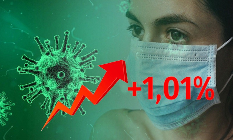 Динамика коронавируса на 25 июля