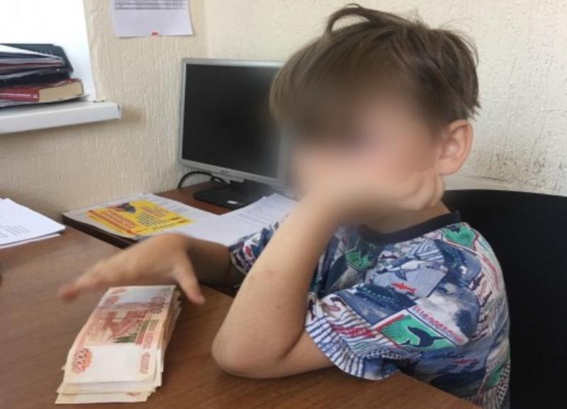 В Волгограде шестилетний мальчик украл у бабушки 275 тысяч рублей и ушел гулять