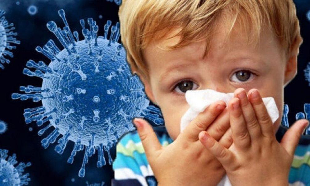 В России число заразившихся коронавирусом грудных детей выросло в 26 раз