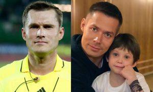 Жена футбольного арбитра Безбородова жестоко избила 7-летнего сына Стаса Пьехи