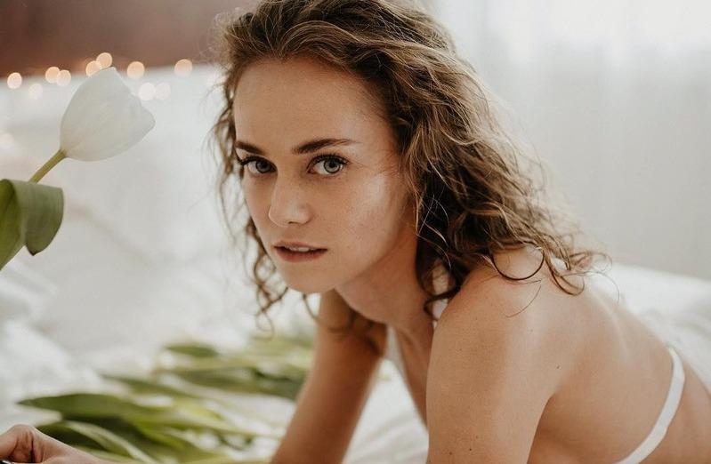 Противоположность Асмус: новая возлюбленная Харламова наотрез отказалась сниматься в постельных сценах