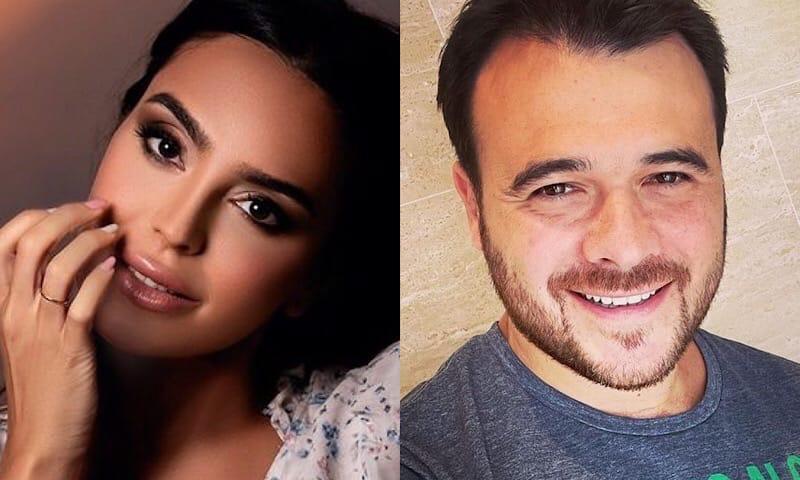 Отец Эмина Агаларова был против развода сына с дочерью президента Азербайджана