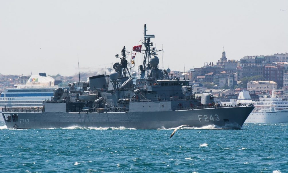 Война без войны: США назвали Черное море местом ожесточенной битвы держав