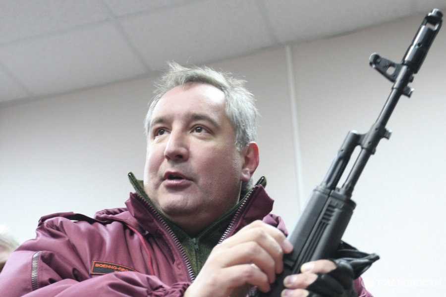 Карать расстрелами, а не посадками: Рогозин предложил вернуть смертную казнь за коррупцию в оборонке