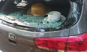В Москве приезжий из Белгорода разбил восемь машин в поисках несуществующей девушки