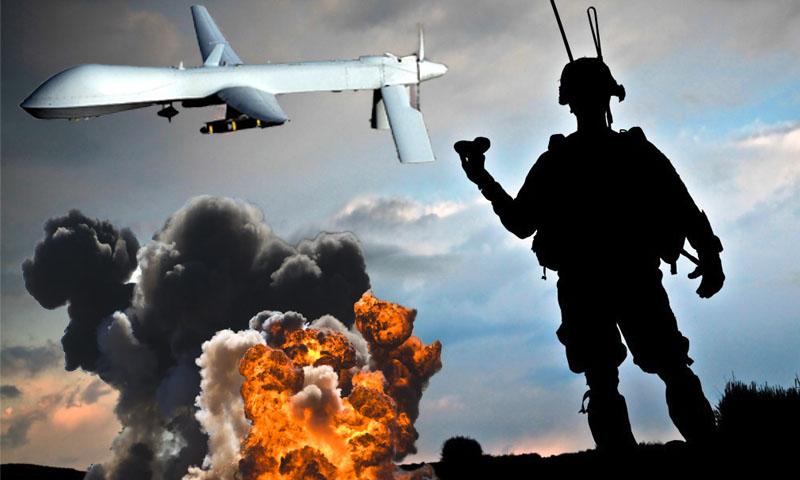 США нанесли удар по боевикам ИГ в Афганистане