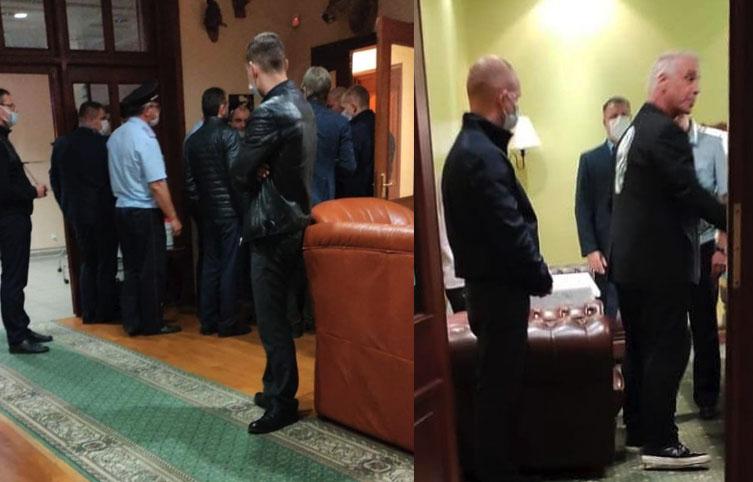 К лидеру Rammstein  пришли российские силовики