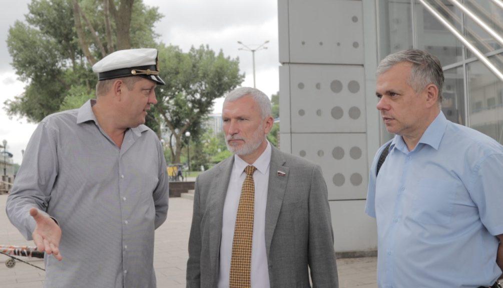 «Дон убивали десятилетиями»: лидер партии «Родина» потребовал спасти реки юга России