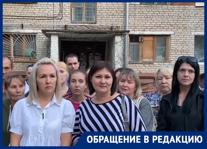 Обманутые властями погорельцы из Чувашии обратились к Владимиру Путину