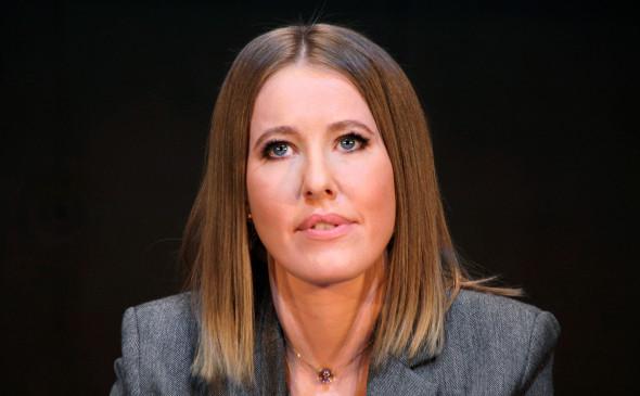 Дочь первого мэра Петербурга Ксения Собчак посочувствовала судьбе Апраксина двора