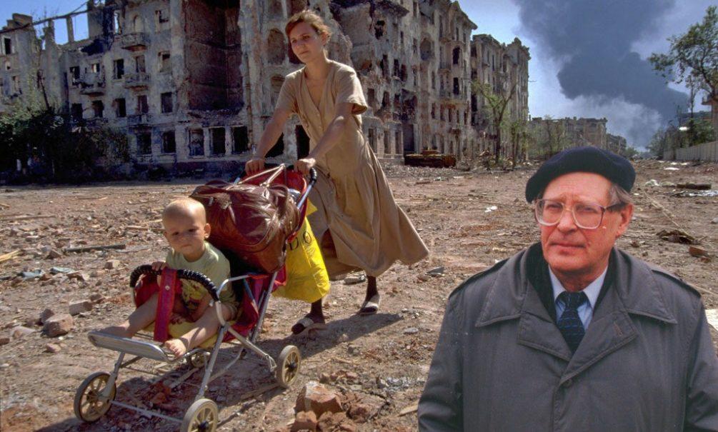 Забыл русских в Чечне и дружил с Сахаровым: умер правозащитник Сергей Ковалев