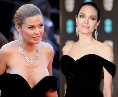 «Ходячая смерть с косой»: Боню, копирующую Джоли, оскорбило сравнение с голливудской звездой