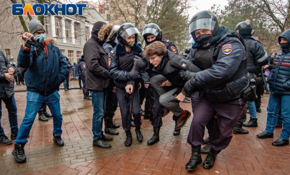 МВД делает практически невозможным проведение митингов и демонстраций