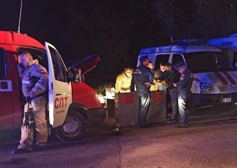 Отключились аппараты ИВЛ: во время пожара в «красной зоне» больницы Ярославля погиб человек
