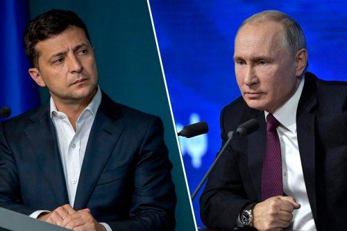 «Слишком эмоциональный и нерациональный»: Зеленский нашел повод упрекнуть Путина. Досталось и Байдену