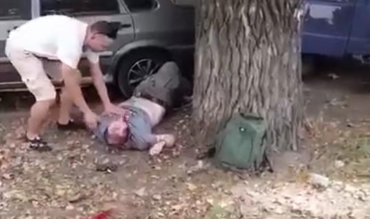 В Воронеже водитель уснул за рулем и снес троих пешеходов
