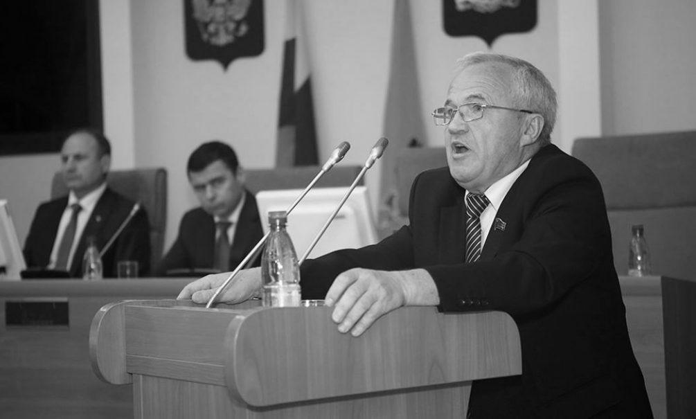 Умер от коронавируса российский политик, выступавший против принудительной вакцинации