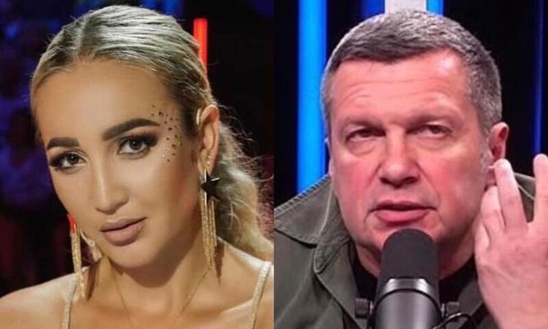 «Владимир Соловьев для меня дно»: Ольга Бузова о приглашении политика на его шоу