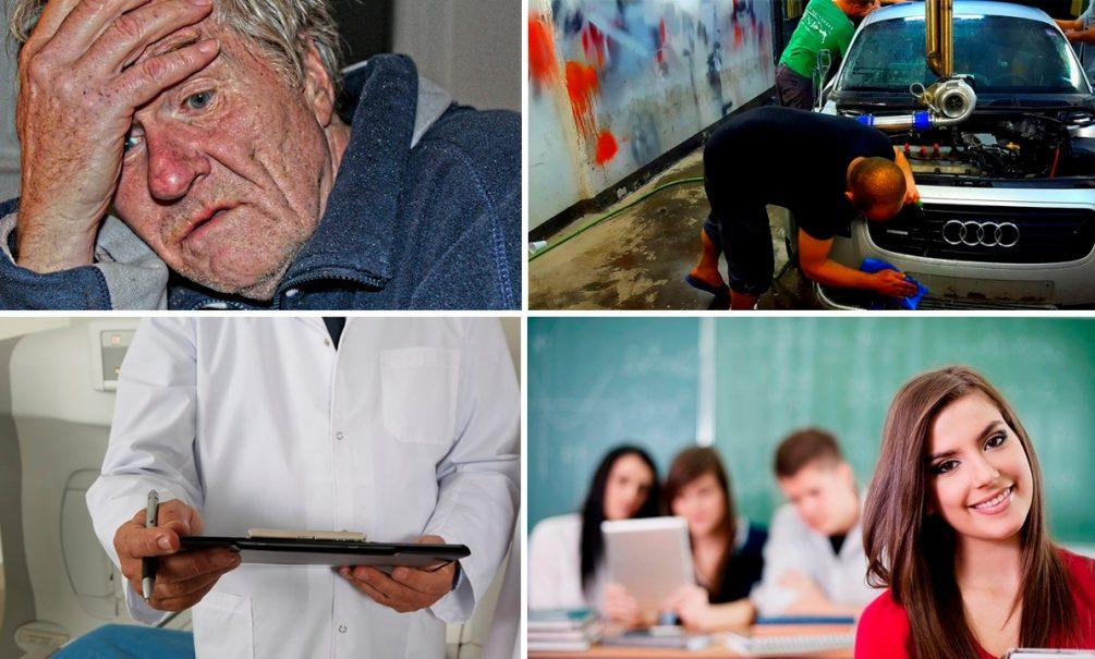 Больничные по-новому, гаражная амнистия: что изменится в жизни россиян с 1 сентября