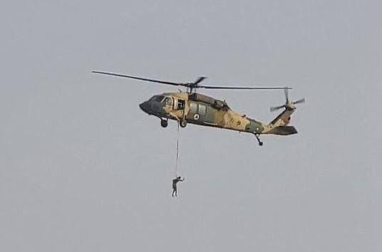 В Сети появилось видео талибанских пыток с помощью вертолёта США