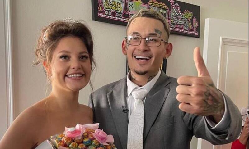 Свадьба в стиле 90-х: Моргенштерн приехал на выкуп невесты