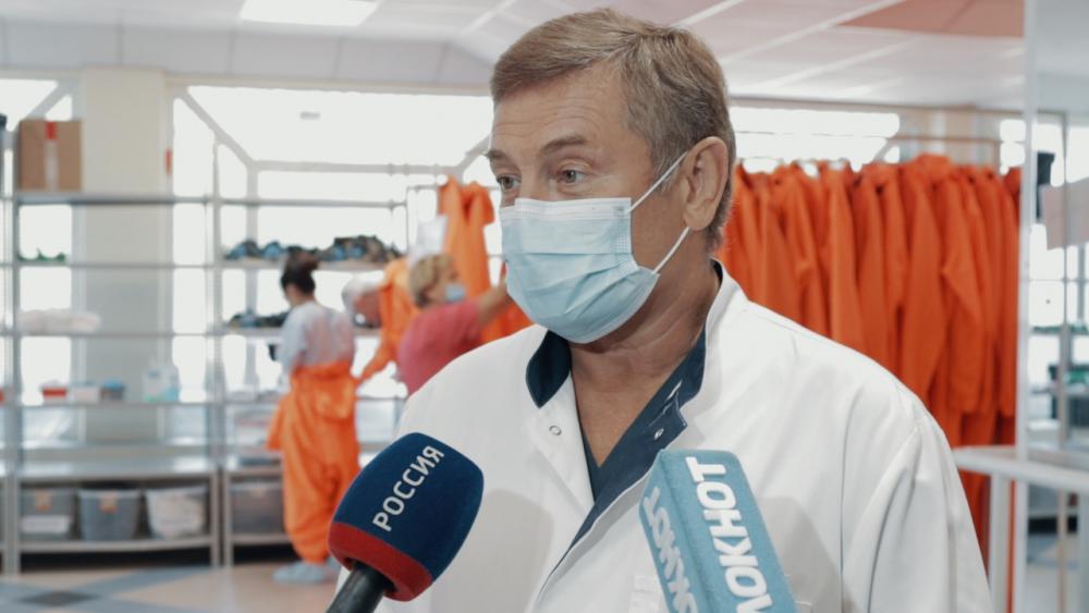 «Число умерших пошло нарекорд»: главврач  ковидного госпиталя рассказал ореальной ситуации скоронавирусом