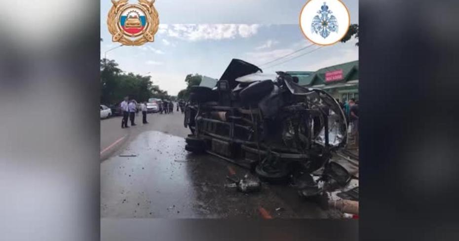 «Вам приснилось что ли ДТП?»: виновник смертельной аварии в Кабардино-Балкарии оказался племянником депутата-коммуниста