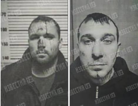 Полиция задержала сбежавших из изолятора в Истре арестантов