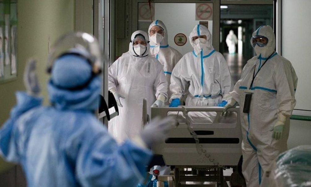Суперраспространитель COVID-19: россиянин заразил сразу полторы тысячи человек