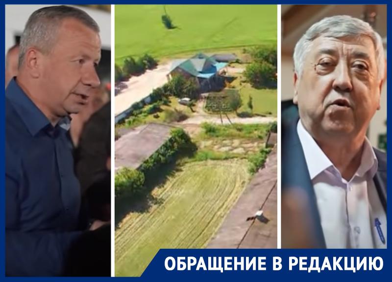 Битва за«Россию»: вСтавропольском крае немогут поделить прибыльное сельхозпредприятие