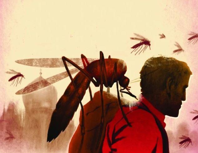 В Индии зафиксирована небывалая вспышка смертности из-за нового вируса, передающегося комарами