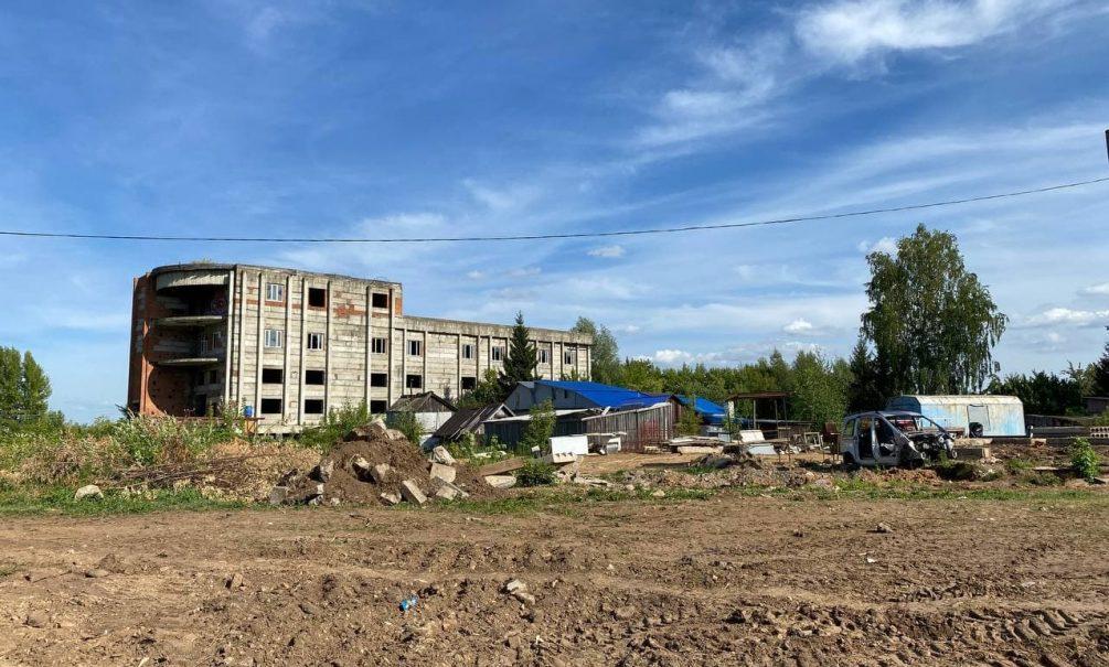 Чувашский «Чернобыль»: 11 асфальтобетонных заводов травят жителей двух районов