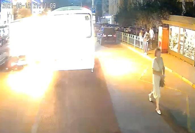 Умерла женщина, пострадавшая при взрыве автобуса в Воронеже
