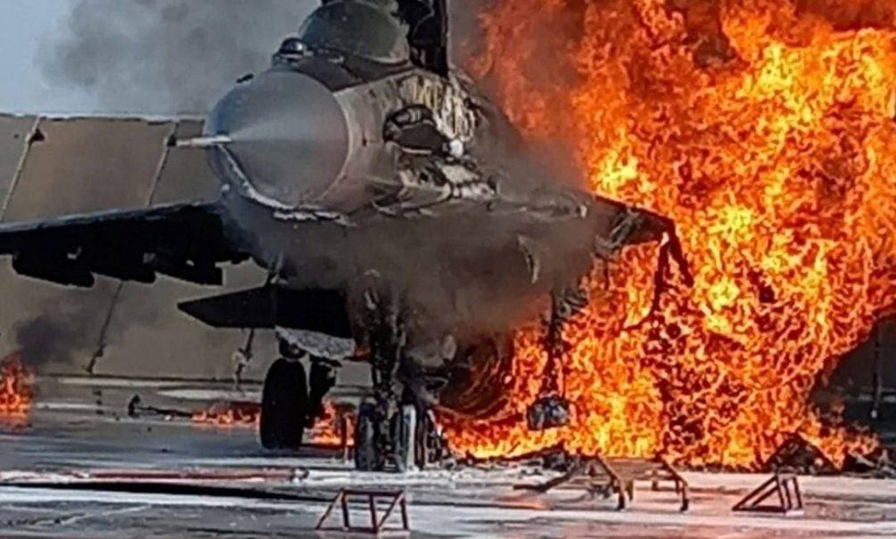 ВВС России лишились второго МиГ-29 за неделю в Астраханской области