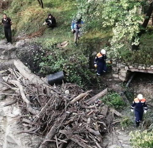 В Дагестане за ночь селевым потоком унесло пять человек. Среди них туристы из Москвы и Питера