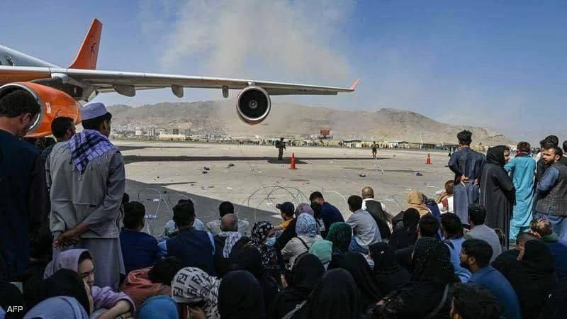 У кабульского аэропорта  прогремели два взрыва