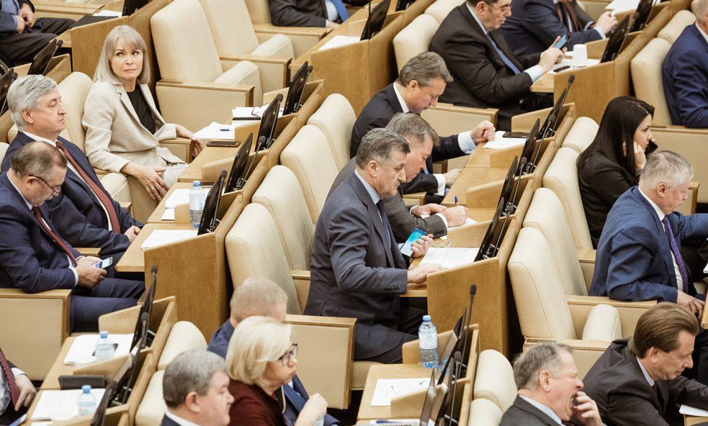 Единороссы хотят закрыть въезд в Россию для русофобов