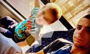 Москвич выбросил из окна сына и сбежал в одних трусах