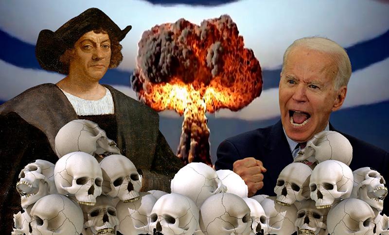 Американский геноцид от Колумба до наших дней
