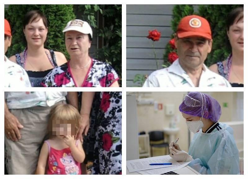 В Краснодаре у школьницы умерла вся семья из-за COVID