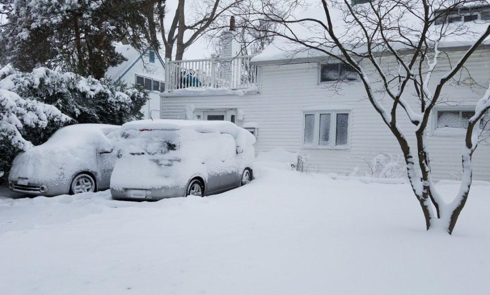Россиян завалит снегом в начале сентября