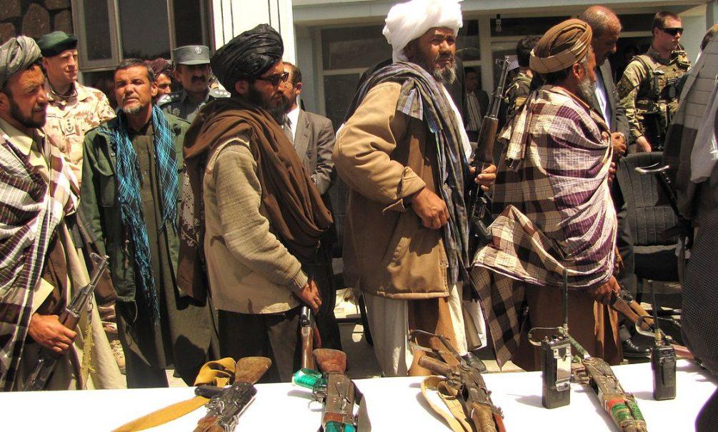 «Талибан» причислил Россию к своим главным друзьям