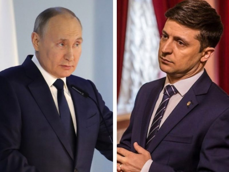 Песков рассказал, почему Путин не встречается с Зеленским