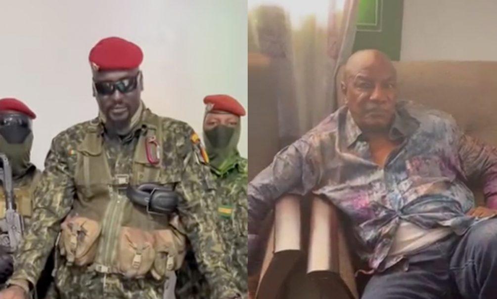 Глава элитного спецназа захватил власть в Гвинее за полдня и арестовал президента