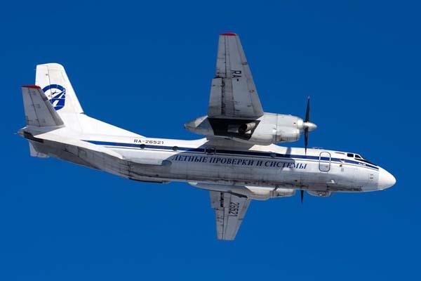 Под Хабаровском исчез самолет Ан-26 с шестью людьми на борту
