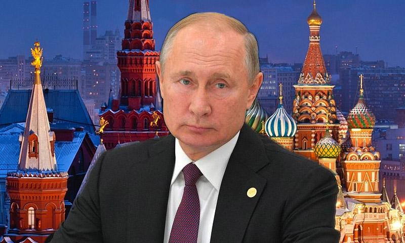 Путин заявил, что Москву нельзя назвать городом