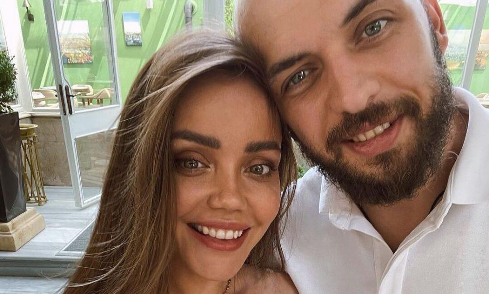 «Почувствовали - это надо сделать здесь и сейчас»: рэпер ST обвенчался с женой в Грузии