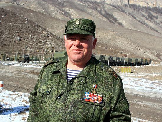 Умер Герой России генерал Казанцев, разгромивший боевиков на Северном Кавказе