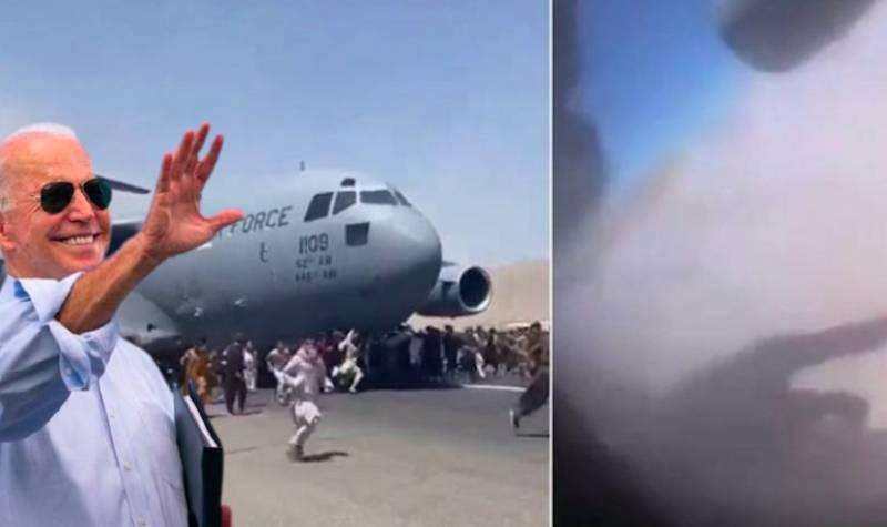 Могло бы повториться: Байден шокировал объяснением самого драматичного момента бегства США из Афганистана